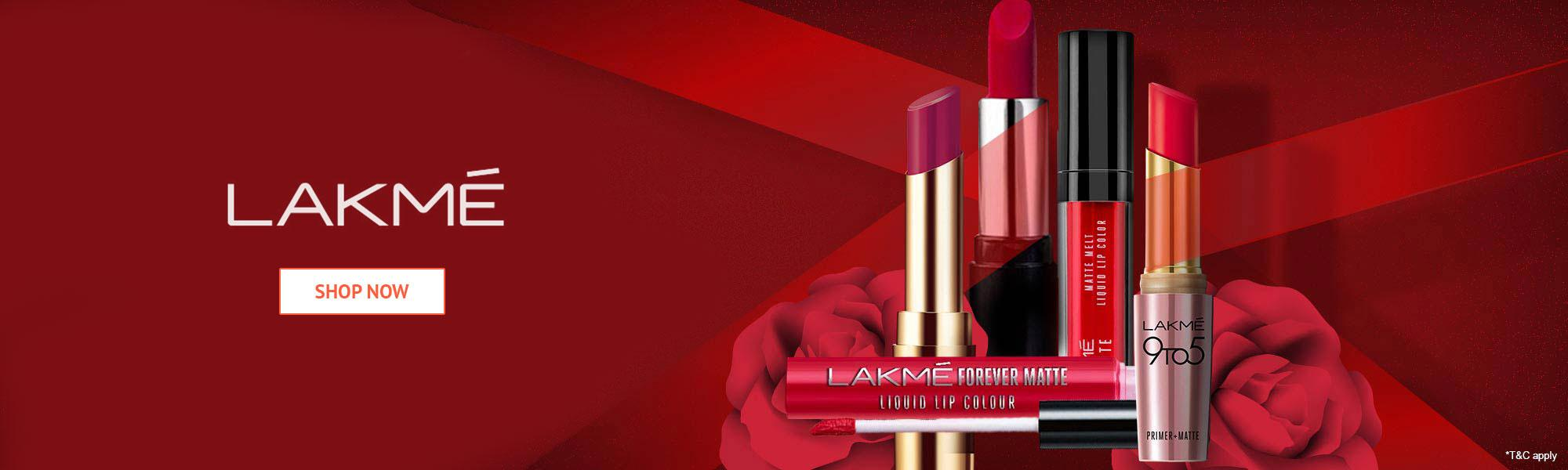 Lakme Offer