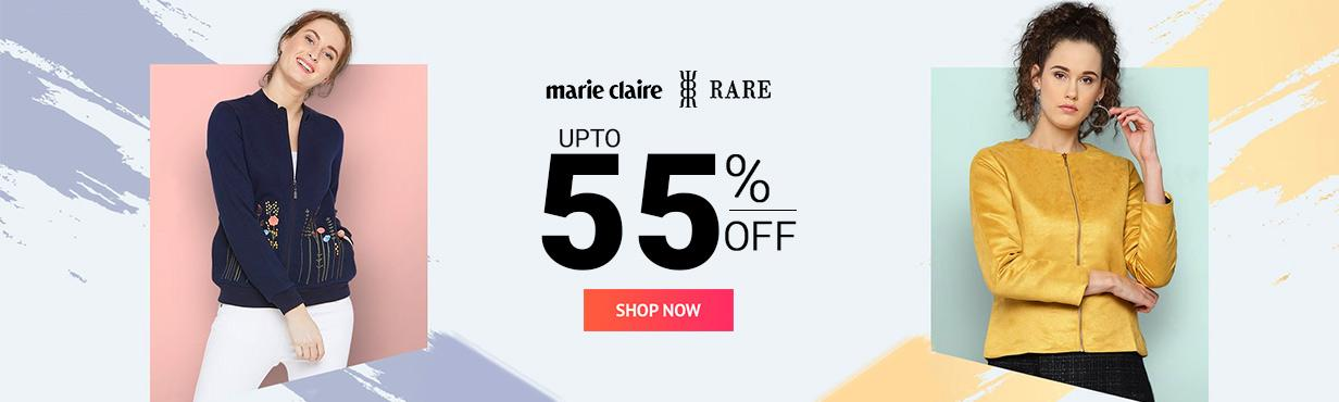 Marie Claire & Rare  Offer