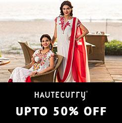 Hautecurry Upto 50% Off