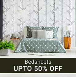 Bedsheets offer