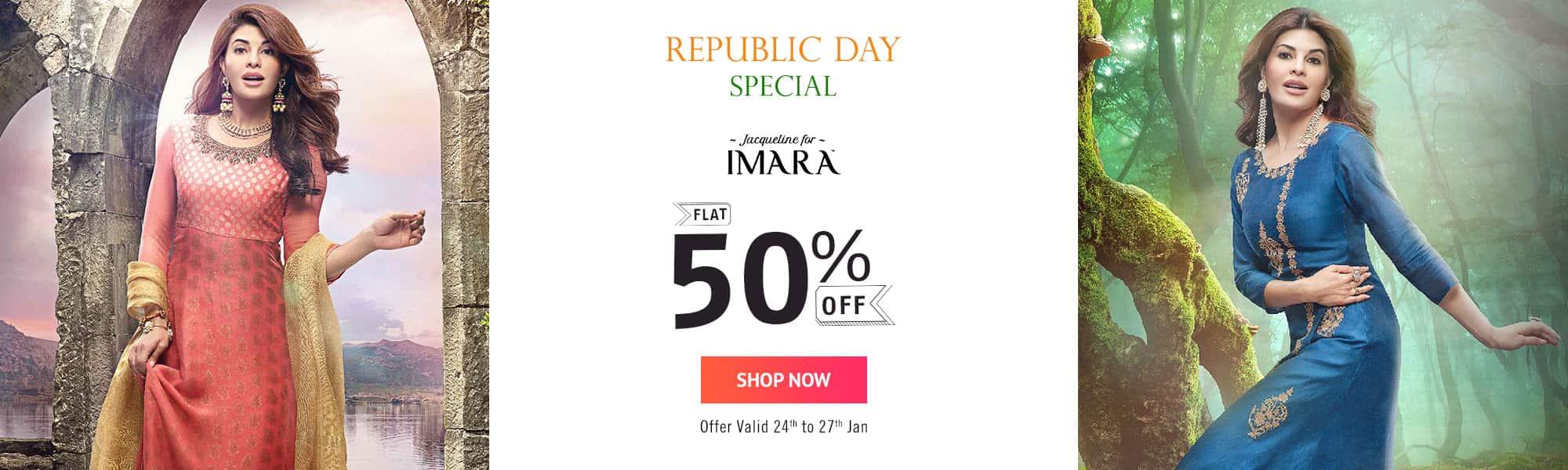 IMARA REPUBLIC DAY OFFER