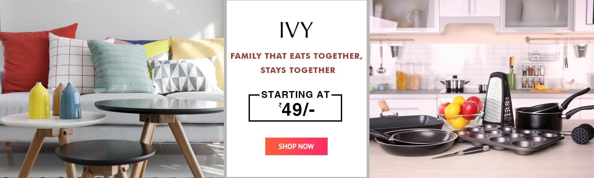 Ivy Offer
