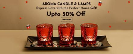 Aroma-Candle-&-Lamps