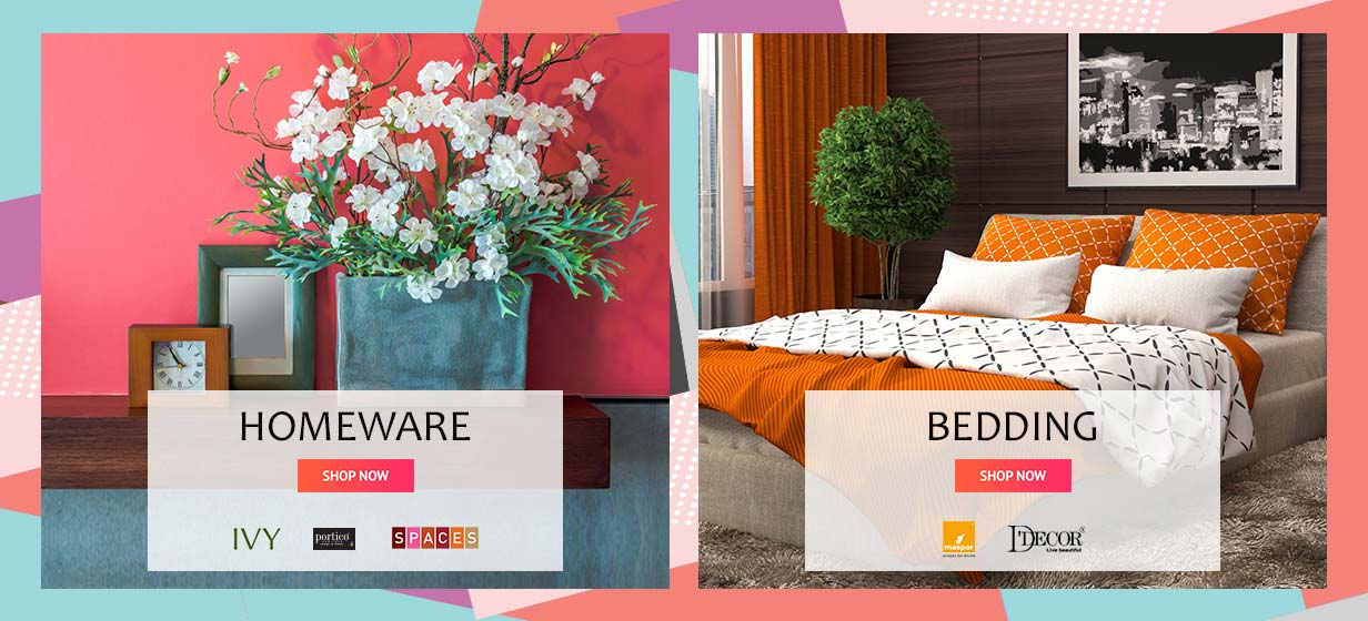 HOMEWARE & BEDDING OFFER
