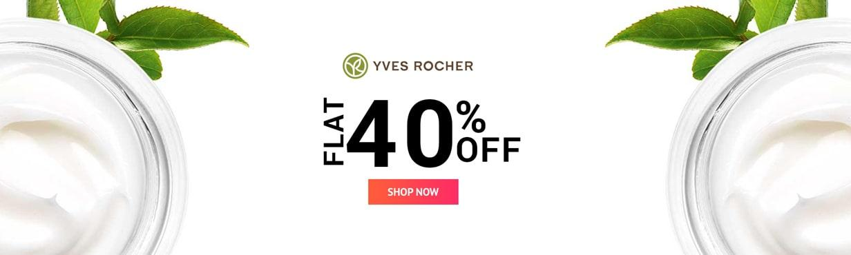 YVES ROCHER OFFER