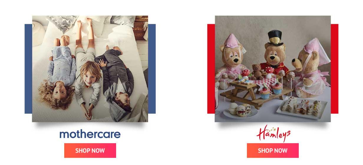Hamleys-&-Mothercare