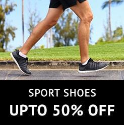 Sport Shoes Upto 50% Off