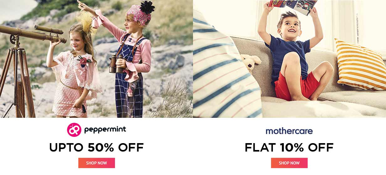 Peppermint & Mothercare