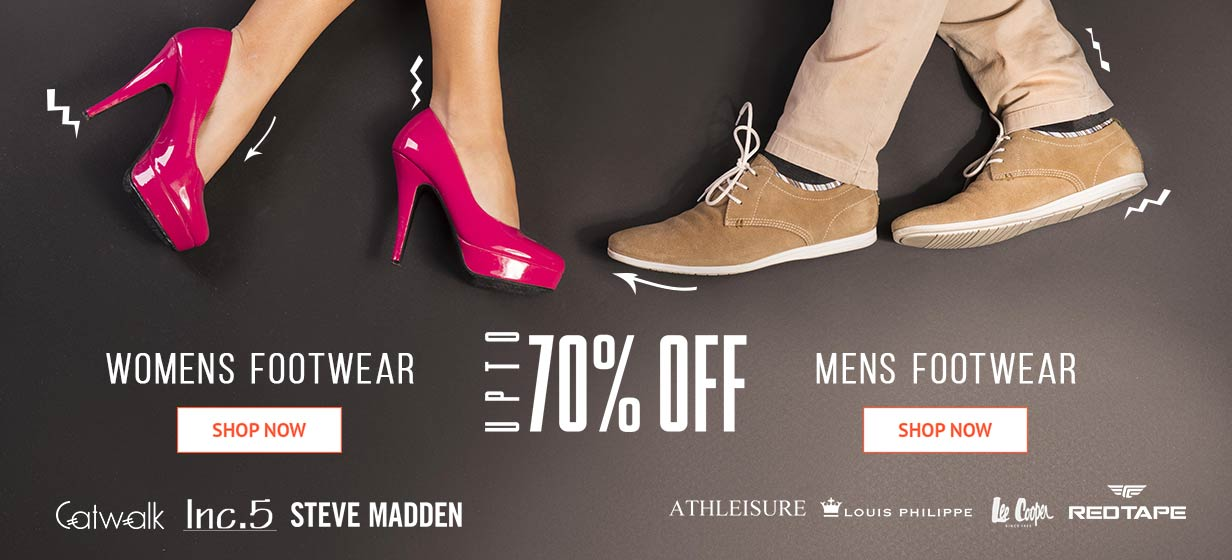 WOMENS FOOTWEAR AND MENSFOOTWEAR