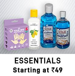 Sanitizer Essentials